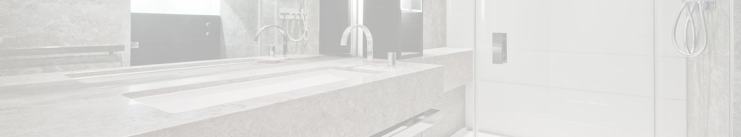 bathrooms, faucets, shower enclosures, plumbing fixtures, vanities, medicine cabinets