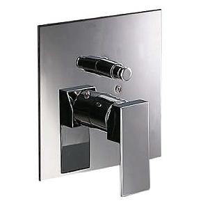 32-200-CR, Concealed Shower/Bath Mixer with On Line Diverter Pressure Balanced, Shower Valve