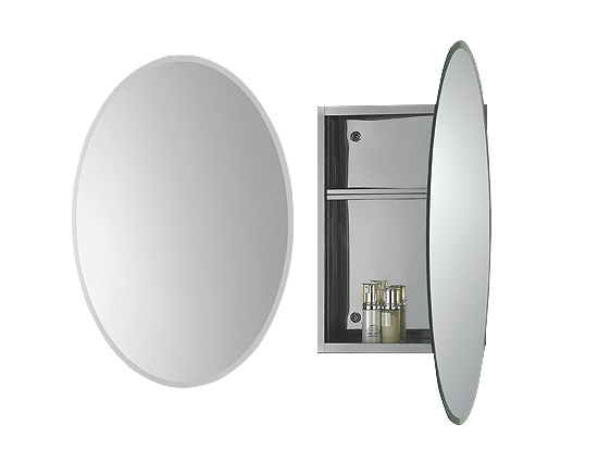 linear interior systems medicine cabinets and backlit mirrors asm 701 polished stainless steel medicine cabinets stainless steel backlit mirrors high end stainless steel medicine cabinets oval mirror medicine cabinets oval mirror stainless steel medicine cabinets image