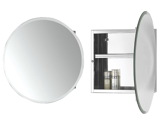 round mirror bathroom cabinet asm 810 linear interior systems 20234