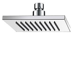 "SH100/10-CR, Optional  SQ Shower Head, 6"" Square Shower Rain Head"