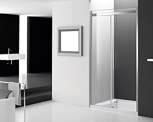COMO-CMSD Sliding Door Shower Enclosure