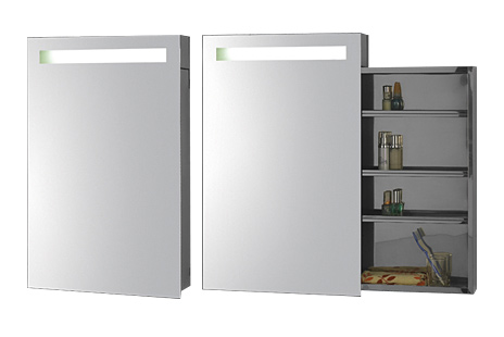 Medicine Cabinets & Backlit Mirrors