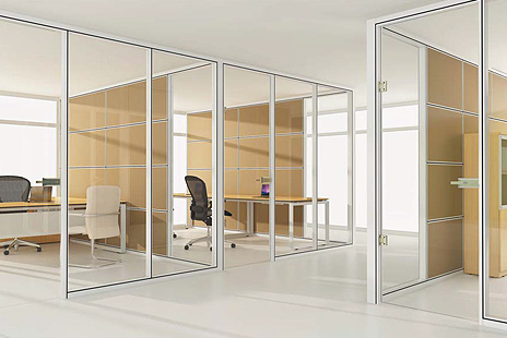 wall partitions, modular office space, cubicles, framed wall partitions, office cubicles