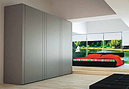 Unico 3 Door Closet Door System