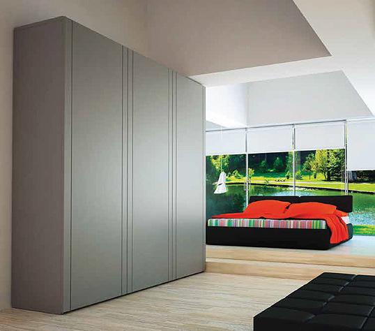 Unico 3 Door Closet Door System & Unico 3 Door Closet Door System | Linear Interior Systems