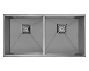 Undermount Kitchen Sink, Double Sink
