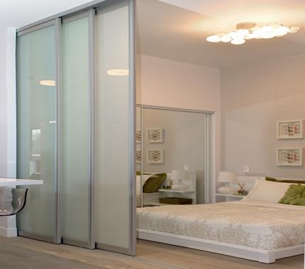 Bottom Rolling Sliding Glass Doors With Aluminum Frame