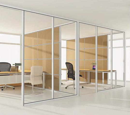 Series 5200 Framed Linear Interior Systems