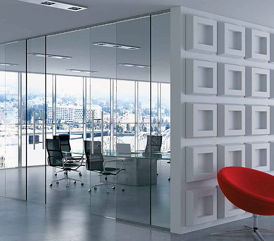Interior Partition wall partition systems | linear interior systems